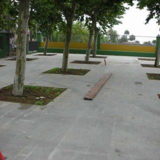 Infraestructura y alumbrado público Parque Sta. BrígidaProyecto, Dirección de Obra y legalización