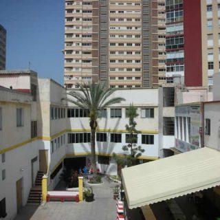 Instalaciones en edificio centran CáritasProyecto, Dirección de Obra y legalización