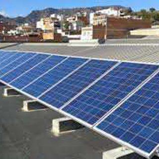 Ayuntamiento de los Llanos de Aridane Instalación Solar fotovoltaica C.C. Los Llanos de Aridane