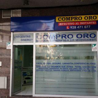Local compra venta de oro y bisuterìaProyecto, dirección de obra y legalización