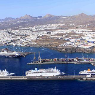 Puerto de ArrecifeAuditoría y Proyecto de ahorro energético del alumbrado exterior de los Puertos de la Provincia de Las Palmas.