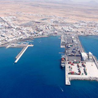 Puerto del RosarioAuditoría y Proyecto de ahorro energético del alumbrado exterior de los Puertos de la Provincia de Las Palmas.