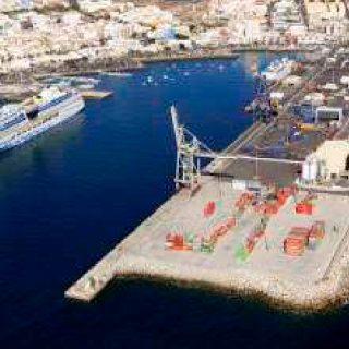Autoridad Portuaria de Las PalmasProyecto de alimentación eléctrica y cabrestantes en terminal cruceros del Puerto de Puerto del Rosario, Fuerteventura.
