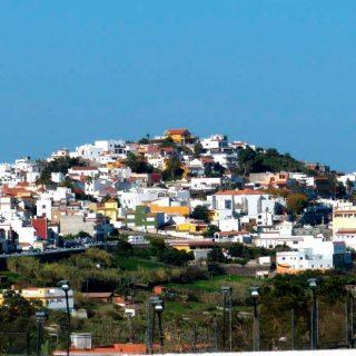 Ayuntamiento de FirgasProyecto ahorro energético alumbrado público, Barrio Casablanca, T.M.Firgas