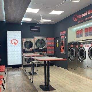 Lavandería Speed QueenRealización de proyecto de apertura e instalaciones de lavandería de autoservicio en las Palmas G.C.